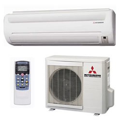 B&R Heating & Cooling, Nottawa ON | Mitsubishi | Ductless A/C in Collingwood, ON
