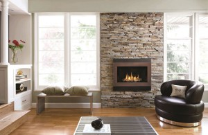 Valor Fireplaces Come with Some Impressive Standard Features