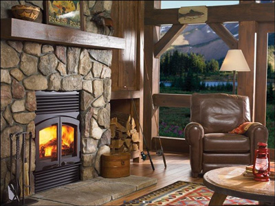 Valor Fireplaces n Stayner, Ontario
